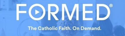 Click here to visit Formed.org, an excellent Christian Formation resource.